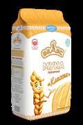 Мука пшеничная Белес Классик в/с 1кг