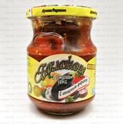 Лучшие рецепты Баклажаны с овощным фаршем в томатном соусе 440мл