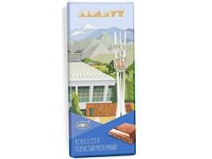 Шоколад Рахат Almaty пористый молочный 90г