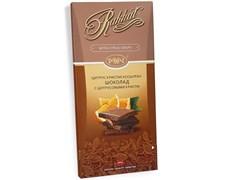 Шоколад Рахат с цитрусовыми криспи 100г